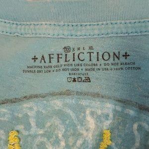 Affliction Tops - Affliction shirt